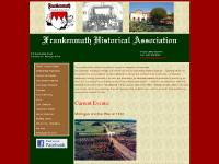 Welcome to the Frankenmuth, Michigan, Historical Association