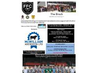 fraserburghfc.net [Home], [Youth Info], [Club Policies]