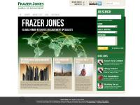 Frazer Jones - Homepage