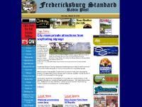 fredericksburgstandard.com Fredericksburg newspaper, newspaper, Gillespie County newspaper