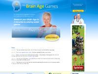 Free Brain Age Games: Home