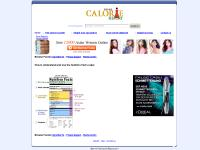 freecaloriereport.com weight loss calculators, food calorie database, weight loss tips