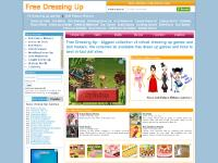 Free dressing up games and doll makers