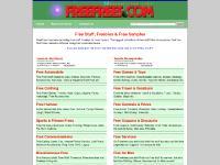 freefrees.com free stuff, freestuff, free web sites