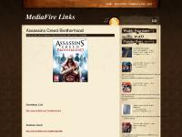 freemflinks.blogspot.com MediaFire Links, Assassins Creed Brotherhood, PC Game