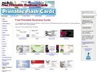 freeprintablebusinesscards.net Free Printable Business Cards, printable Business Cards, free Business Cards