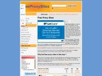 Free Proxy Sites, Premium Free Proxy List!