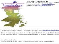 freescotland.com - main page (c)