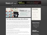 Freeset Bags :: Suppliers of Eco-friendly fair trade jute bags, hessian satchels