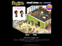 freggers.de - Die 3D Chat- und Spiele-Welt.