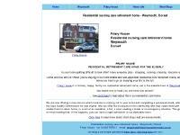 Residential nursing care retirement homes - Weymouth, Dorset