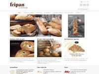 fripan.com Fripan Europastry, fabricante distribuidor pan congelado, pan precocido