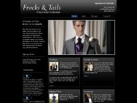 Frocks and Tails Home Page - Formal Hire Bristol/Menswear/Kilt Hire/Suit Hire/Tux