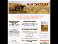 Frontier Tales Magazine - Home