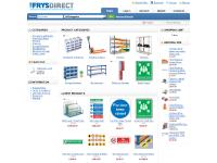 Containers and Boxes, Handling & Steps, Racking, Shelving