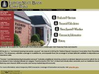 fsbcp - Welcome to Farmers State Bank of Camp Point, Illinois
