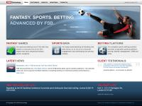 fsbtech.com Fantasy Games, Sports Data, Betting Services