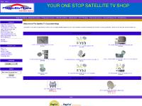 Free To Air satellite dish, LNBf, LNB, HH mount, receiver shopping online. low