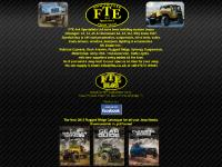 FTE 4X4 Specialist's Ltd. Jeep Off-Road Preparation