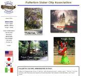 Fullerton Sister City Association / Fukui / Yong-In / Morelia