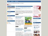 ENTIDADE, WEB LINKS, INTERNAÇÃO, VISITAS