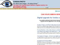 Fundus Photo - ophthalmic digital imaging for your fundus camera