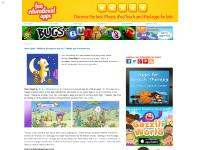 Fun Educational Apps: Best Apps for Kids Reviews iPad / iPhone / iPod