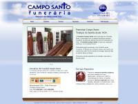 Funerária Campo Santo - Tradição familiar desde 1924 - Salvador, Bahia