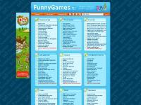 FunnyGames.ru - Бесплатные