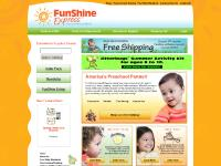 Preschool Activities, Lesson Plans and Curriculum by FunShine Express™