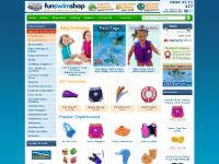 funswimshop.co.uk swimming equipment, baby swimwear, wetsuits