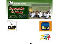 Futebol Camp - Temporada de Férias - Escolinha de Futebol