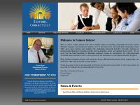 Futures School - education services, credit work, community-based instruction, vocational training, job site development, Connecticut