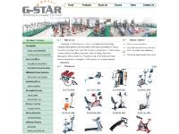 Shanghai G-STAR Sports Co., Ltd. - Fitness Equipments Manufacturer