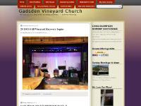 Gadsden Vineyard Church