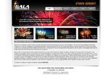 Fireworks Display Company - Gala Fireworks, Northamptonshire, Oxfordshire, Bedfordshire