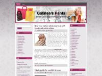 Galatea's Pants