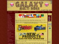 Galaxy - Manufacturer of the world famous Galaxy Mechanical Rodeo Bull Multi Ride
