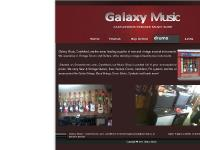 Galaxy Music - Castlefords Premier Vintage & New Music Shop
