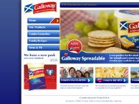 gallowaycheese.co.uk Our Products, Family Favourites, Family Recipes