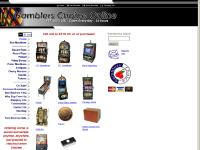 Slot Machines for Sale - Slot Machines for Sale | Used Slot Machines | Slot Machines | Poker Machines | Stands | Stools | IGT Parts
