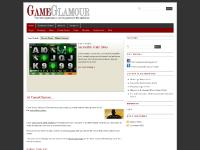 gameglamour.com  , Website builder