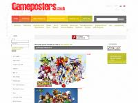 gameposters.co.uk Mario Brothers Sonic the Hedgehog Toy Story Angry Birds Nintendo Call of Duty Assassins Creed Little Big Planet Halo Ben 10 Disney Cars Gaming & Humour Badges 3D Posters Spiderman Music Film / Movie posters WWE / Wrestling ecommerce, open source, shop