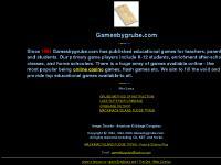 Gamesbygrube.com
