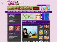 gamesgirl.ca Flash, Games, Online