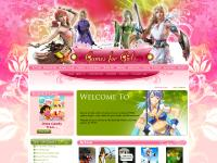 Games for Girls - GamesGirl.org