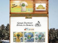 ganjaoutpost.com Ganja Outpost marijuana posters