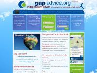 organisation gap year