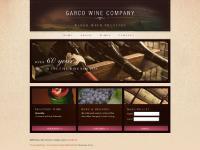 garcowine.com Wines, St Louis Web Design