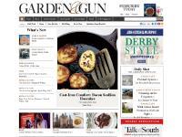 gardenandgun.com GIVE A GIFT, RENEW, Food